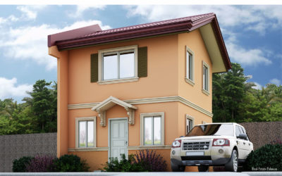New House Model of Camella Homes Unveiled!