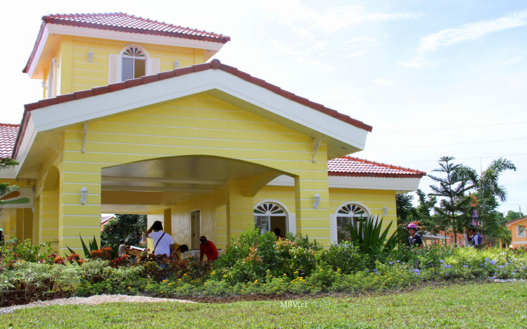 Grand Launching and Blessing of Clubhouse at Camella Puerto Princesa City
